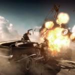 荒野で激しいカーチェイス!新作ゲーム「マッドマックス」のアクション要素を公開!