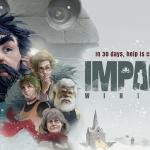 4人の生存者と生き残れ!「インパクト・ウインター」極寒の世界でサバイバル!