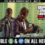 今が稼ぎ時!「GTA5」強盗ミッションの報酬が2倍になるイベントを開催!