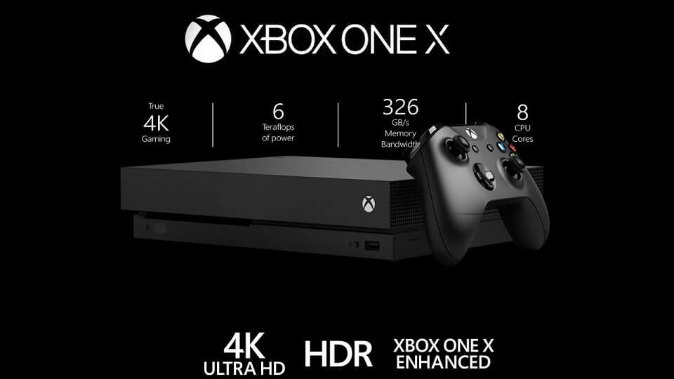 """Xbox One X】""""4K対応のゲームソ..."""